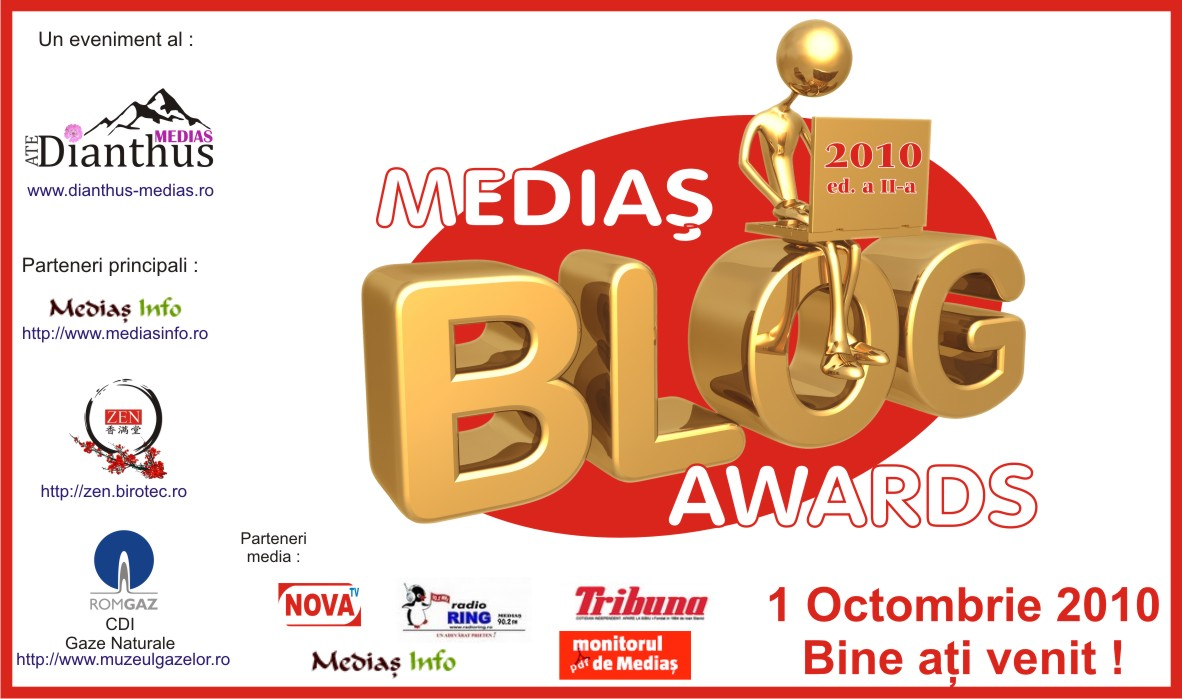 Medias Blog Awards 2010