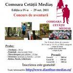Comoara Cetatii Medievale – 29 oct. 2011