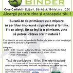 Crosul Binder, editia a II-a