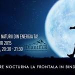 Ora Pamantului 2015 – Daruieste energie naturii !