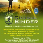 Crosul Binder  – 15 Mai 2016